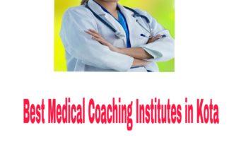 Best Medical Coaching Institutes in Kota