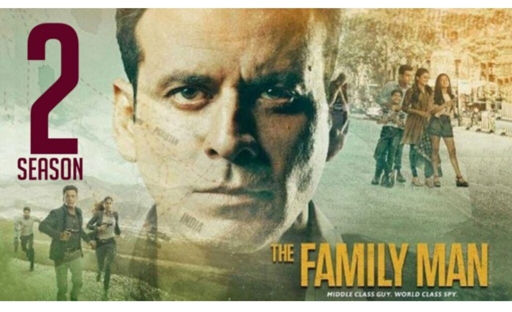 The Family Man Season 2 download Filmyzilla
