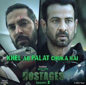 Hostages Season 2 Download filmyzilla