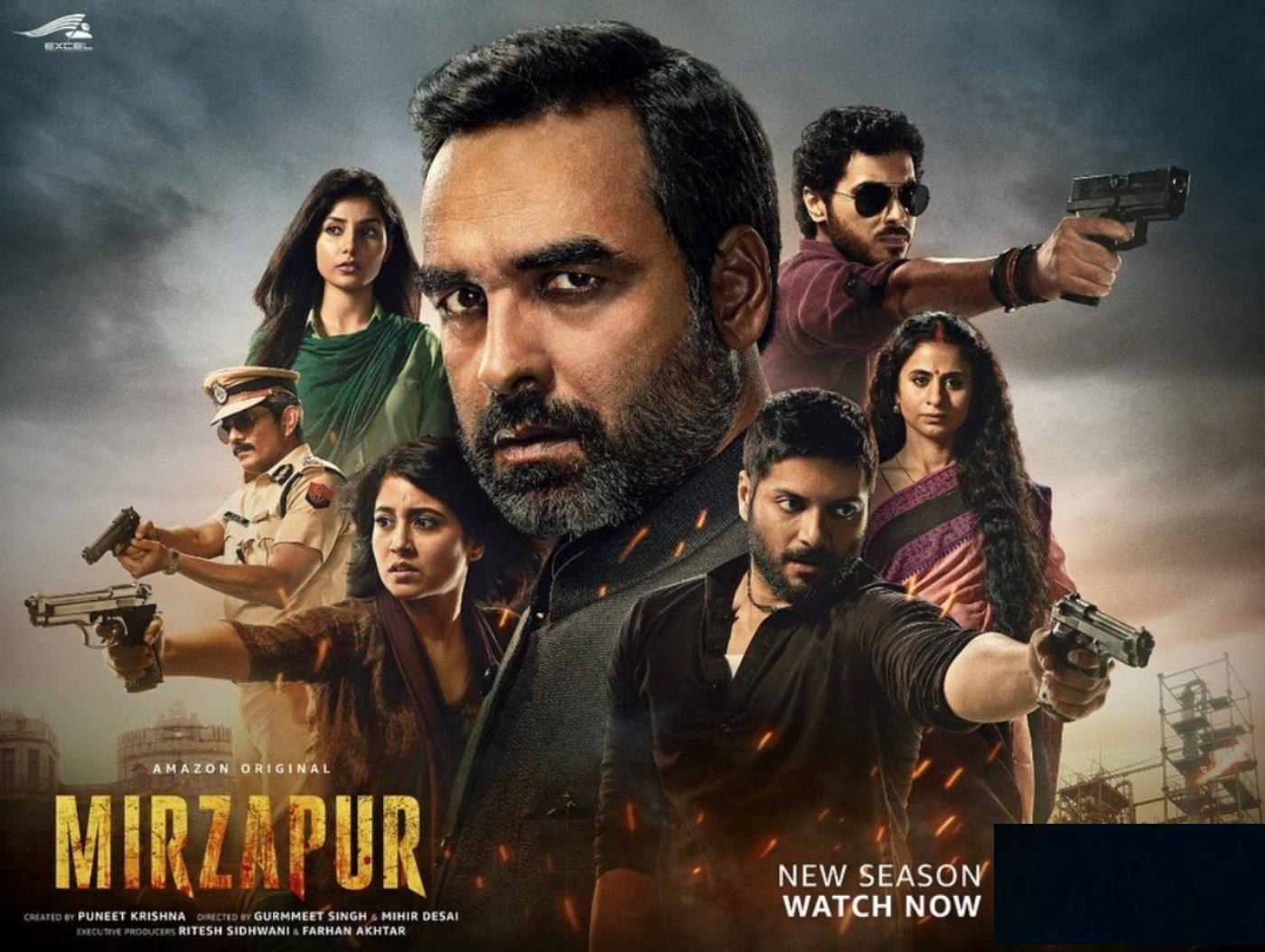 Mirzapur 2 web series