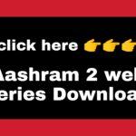 Aashram 2 series download