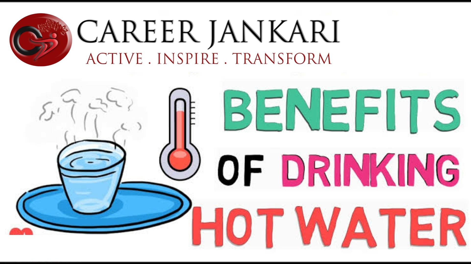 Health Benefits Of Warm Water