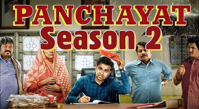 Panchayat Season 2 download Filmyzilla
