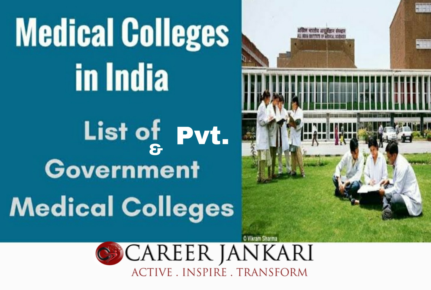 Total Medical college in India