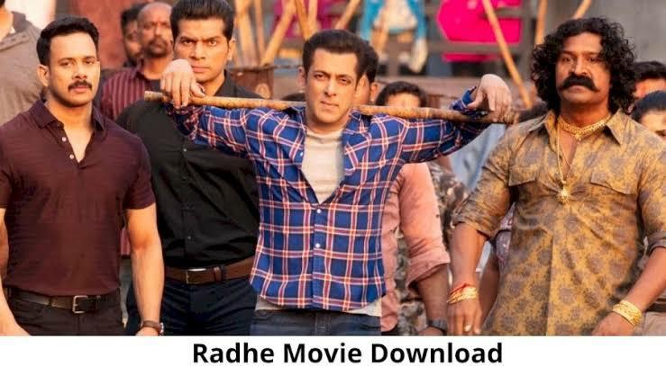 Radhe full Movie Download Filmyhit