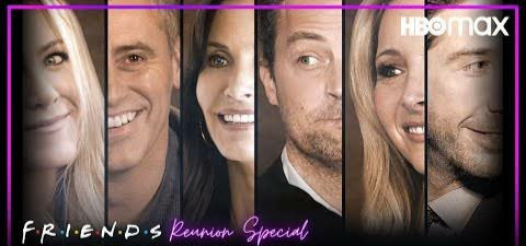 friends reunion special gets Download