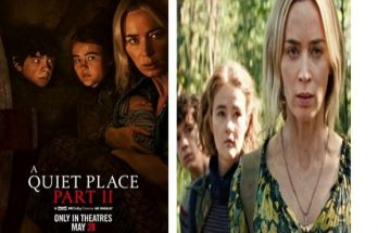 Index of a Quiet Place Part 2 Movie 2021 download review
