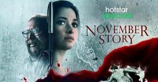 November Story Web Series Download