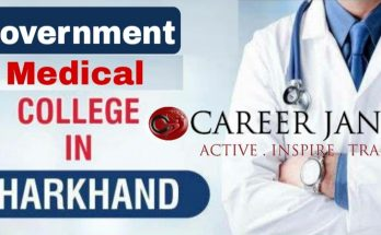 Government Medical Colleges in Jharkhand