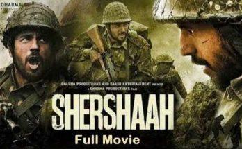 Shershaah Movie Download filmyzilla