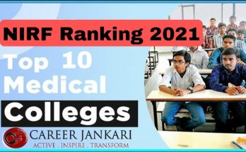 Top 10 Medical College in India 2021