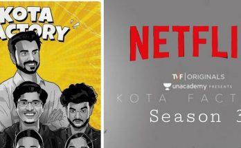 Kota Factory Season 3 Release Date